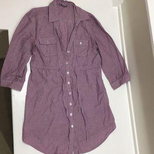 LOFT shirt/dress